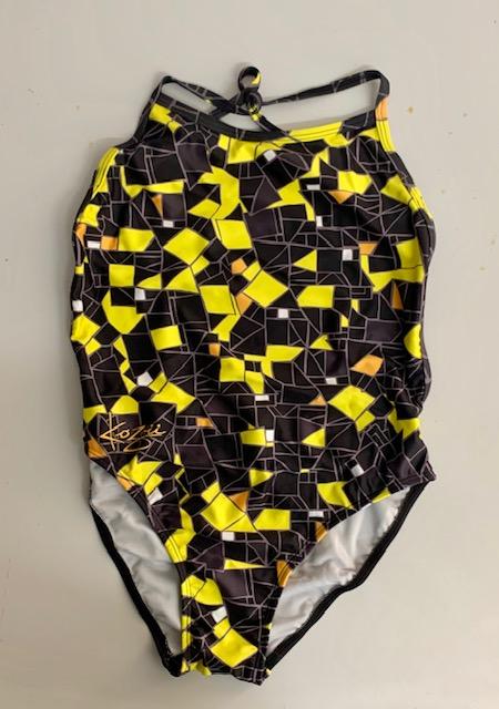 One piece strapii swimwear