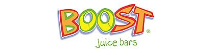 Boost Juice bars